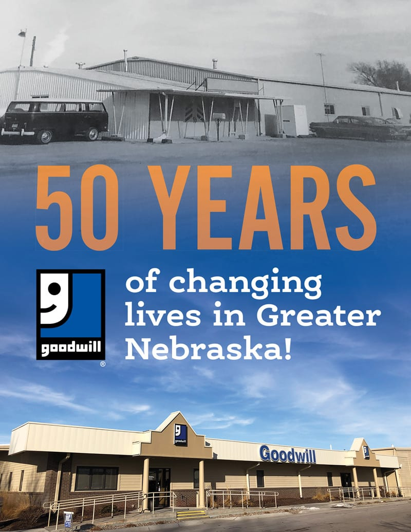 50 Years - 2018 Annual Report Cover