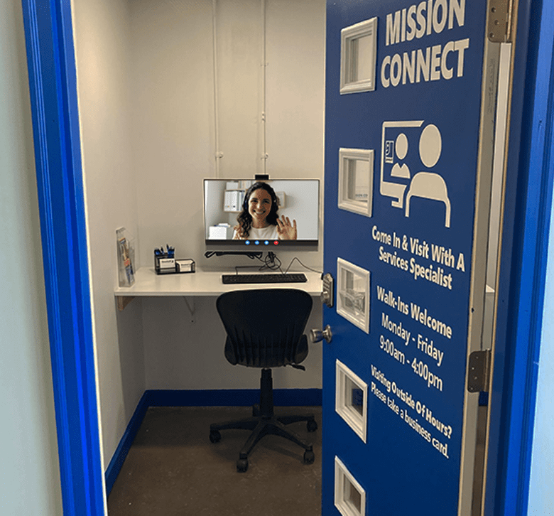Mission Connect Room
